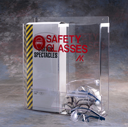Safety Glass Double Dispenser Connecticut Cleanroom