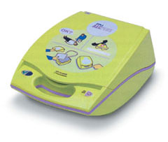 Cleanroom AED Plus Automated External Defibrillator