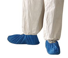 Cleanroom Apparel Fluid Resistant Shoe Covers