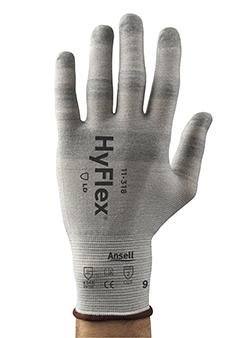 Hyflex 174 Ultra Light Nylon Gloves Connecticut Cleanroom