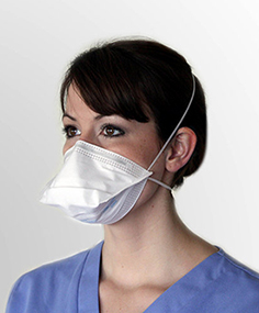 N95 Particulate Filter Respirator Amp Surgical Mask