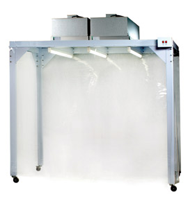 Soft Wall Cleanroom Enclosures