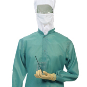 Cleanroom Reusable Apparel By Worklon