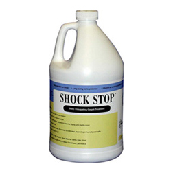 Industrial Perma Shock Stop Static Dissipating Carpet Treatment
