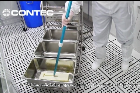 Contec Mopping Protocal